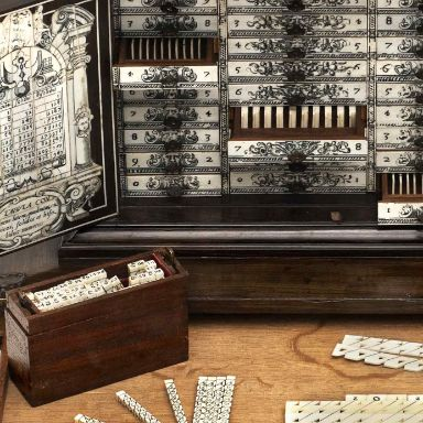 Napier's calculating Machines