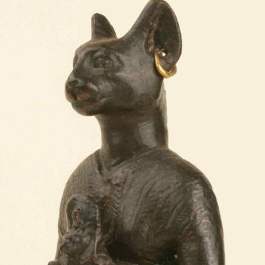 Bastet, Egyptian goddess
